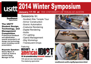 USITT Winter Symposium 2014